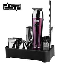kemei 5 in 1 women shaver electric epilator shaving bikini trimmer multifunction ladys remover facial razor 4