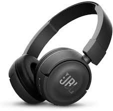 <b>Беспроводные наушники</b> с микрофоном <b>JBL T450BT</b> Black ...