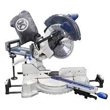 craftsman sliding miter saw. kobalt 10-in 15-amp single bevel sliding laser compound miter saw craftsman