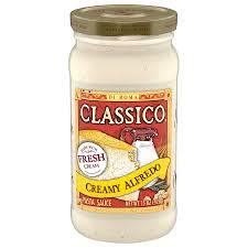 Classico Light Alfredo Classico Creamy Alfredo Pasta Sauce Creamy Alfredo Di Roma