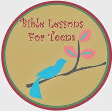 Teen bible lesson doubting thomas