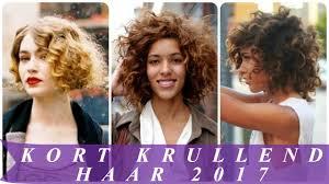 Kort Krullend Haar 2017