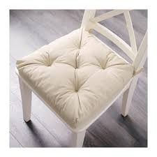 MALINDA Chair cushion blue IKEA