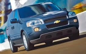 2008 Chevrolet Uplander - Information and photos - ZombieDrive