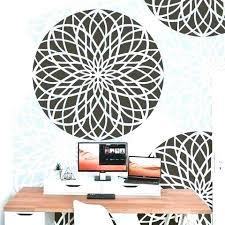 Budget Stencils Large Decorative Wall Stencils Sheabaltimore Co