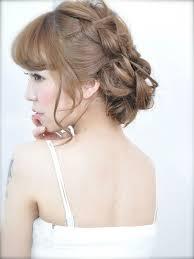編み込みルーズアレンジ 中村 有佑1の髪型 Stylistd