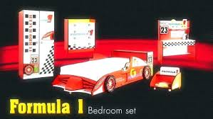 racing car bedroom furniture. Car Bedroom Accessories Race Ideas Formula 1 Theme Furniture Set For Kids . Racing O