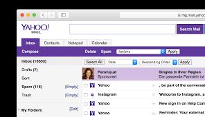 yahoo mail. Fine Mail Inside Yahoo Mail