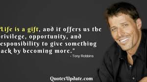 Tony Robbins Quotes On Success Goal Love Quotes Update