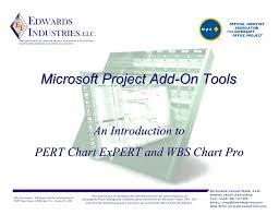 Introduction To Pert Chart Expert And Wbs Chart Pro