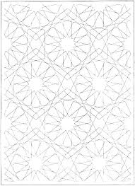 Geometric Shape Coloring Pages Geometric Shapes Coloring Pages