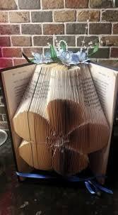 ideas for folded book art including 85 photos and tutorials
