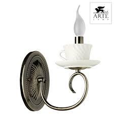 <b>Бра Arte Lamp</b> Teapot <b>A6380AP</b>-<b>1AB</b> - купить в интернет ...