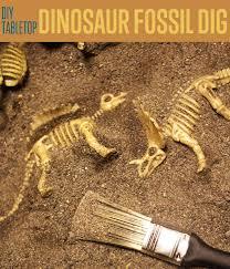 tabletop dinosaur fossil dig dino dig game