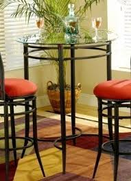 wrought iron indoor furniture. wrought iron pub table w beveled glass top cleo indoor furniture n