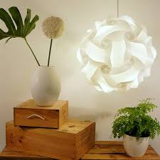 smarty lamps cosmo geometric ball light shade