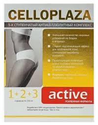 Натуротерапия <b>набор</b> Комплекс антицеллюлитный Celloplaza ...
