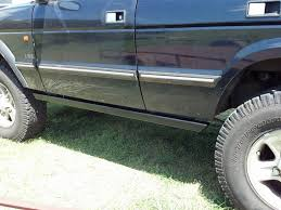 own rock sliders land rover forums