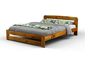 New King Size Solid Wooden Bedframe