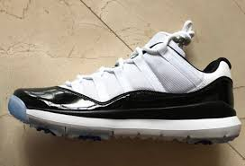 jordan golf shoes. michael jordan isn\u0027t the only person who has air 11 low golf shoes. nfl star and brand athlete dez bryant also them in his possession. shoes