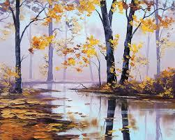 unusual design ideas landscape paintings by famous artists popular oil