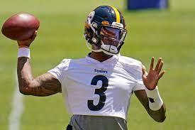 Steelers' Dwayne Haskins, N.J. native ...