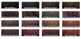 28 Albums Of Semi Permanent Hair Color Chart Explore