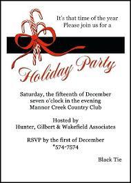 Corporate Holiday Invitation Templates Holiday Party Invites