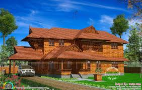 Small Picture True Kerala traditional house with laterite stone Kerala home