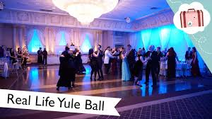 Yule Ball Decorations Real Life Yule Ball in four cities inspired by Harry Potter 8