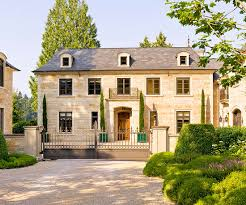 Image Design European Manor House Better Homes And Gardens Country Frenchstyle Home Ideas