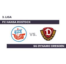 Spieltag den klassiker gegen dynamo dresden vor 15 000 zuschauern im ostseestadion mit 1:3 verloren. Fc Hansa Rostock Sg Dynamo Dresden Rostock Verliert Nach Sieben Spielen Wieder 3 Liga Welt