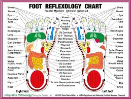 Foot Reflexology Chart Body Diy Diy Ideas Health Remedies