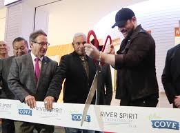 Welcome To Paradise River Spirit Casino Resort Opens New