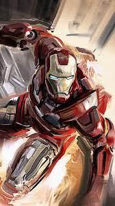 Iron Man Wallpaper Iron Man iphone ...