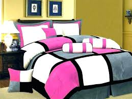 pink and gray bedding black white pink bedding gray and pink bedding sets new pink black pink and gray bedding
