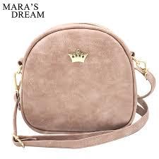 Mara's Dream <b>2019 Fashion Women Handbag</b> Messenger <b>Bags</b> PU ...