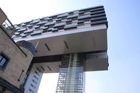 Apartment Building Architektur Blöcke Gebäude Beton Glas