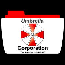 Umbrella Corp, Ordner, Datei Symbol Kostenlos von Colorflow Icons
