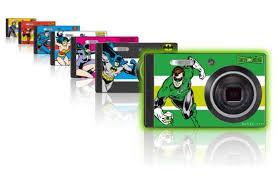 Lego Digital Camera : Superhero cameras dc super heroes rs collector pack