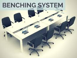 swiftspace benching systems open collaborative work spaces
