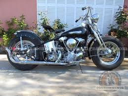 1946 harley davidson el knucklehead bobber for sale