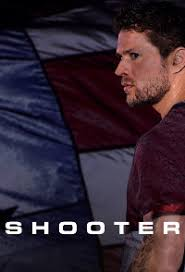 Shooter Temporada 3 audio latino