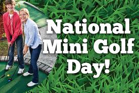 National Miniature Golf Day - Jacksonville Beach