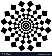 Abstract Art Black And White Patterns Black And White Abstract Psychedelic Art