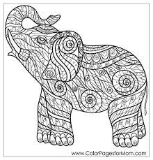 Trendy Design Disegni Da Colorare Per Adulti Animali Fresco 66 Il