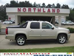 Avalanche chevy avalanche 2007 : 2007 Gold Mist Metallic Chevrolet Avalanche LT #31584989 ...