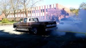 81 Chevy Dually 350 SB VS. My 93 Ford Ranger 4 Liter V-6 - YouTube
