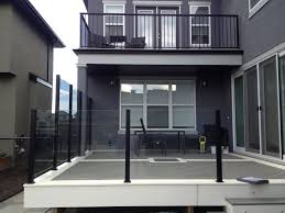 Decking Tempered Glass Deck Panels Glass Deck Railing Cost