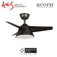 ceiling fan rapido ac motor 22w rgb led 32 remote